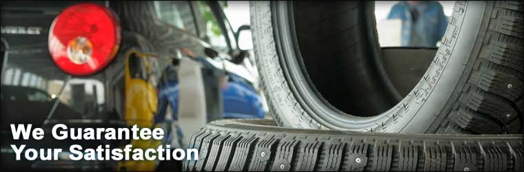 Tire Services at Ramona Motor Works